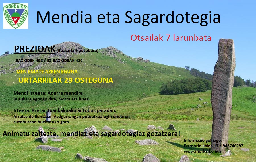 2015 - Adarra+Sagardotegia